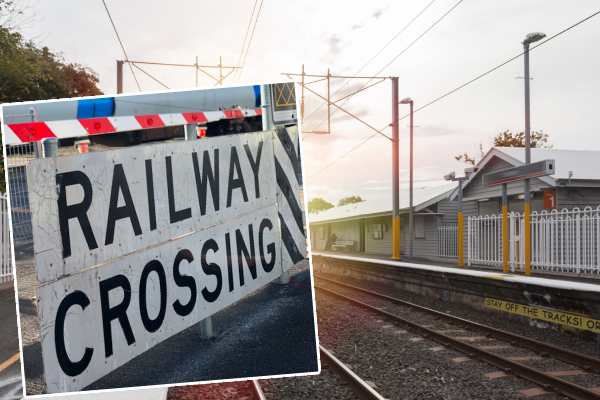 Article image for Revealed: Queensland's most dangerous level crossings