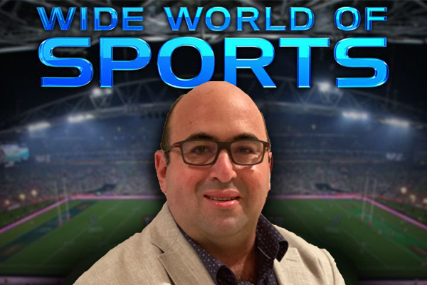 Article image for Wide World of Sports was derailed last night in the best way!