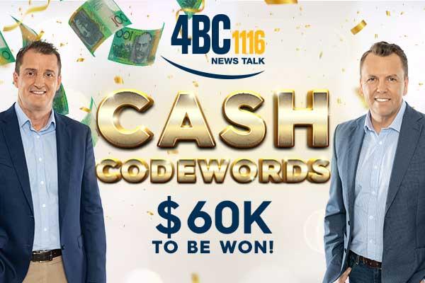 4BC Cash Codewords