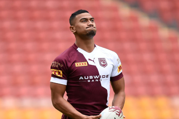 Article image for Ronaldo Mulitalo denied an exemption to play for Queensland