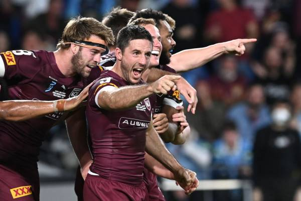Article image for Humble Ben Hunt reflects on a stellar performance in Origin III