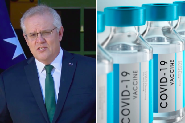 Article image for Tanya Plibersek says Scott Morrison should apologise for vaccine rollout failures