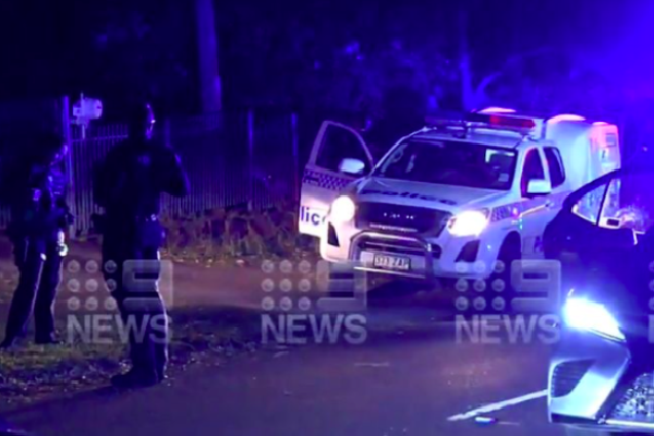 Search continues for gunman after violent, fatal brawl in Ipswich