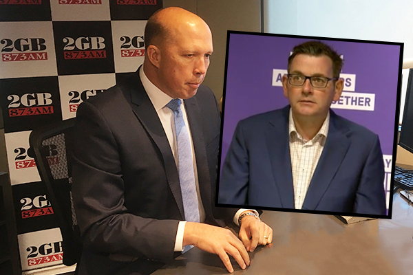 Terrorist walks free: Dutton orders Premier to face the public