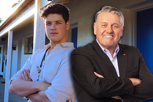 The private comment from Ray Hadley that shocked country star Blake O'Connor