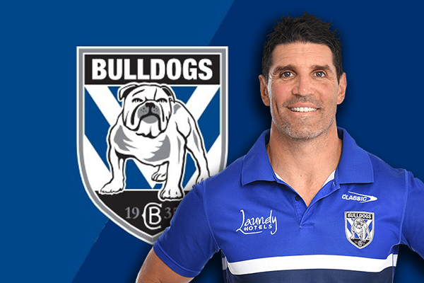 Barrett thrilled with Gus' arrival at Belmore