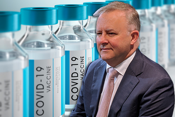 Labor's push for vaccine cash incentives 'disappointingly' shut down