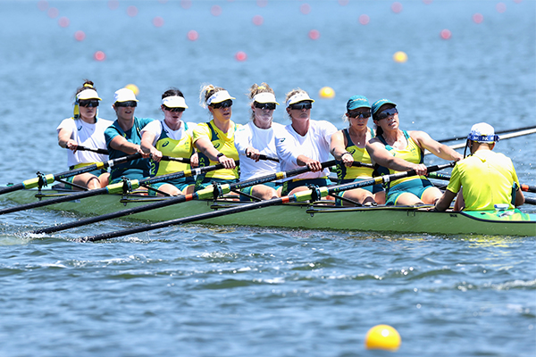 Article image for Family of Aussie rower proud of Olympic race