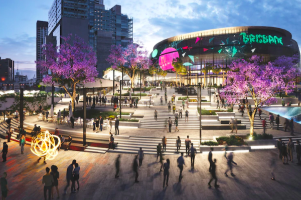 How Brisbane Live would be used for the 2032 Games