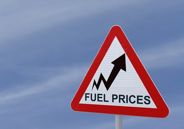 Fuel Prices Going Up