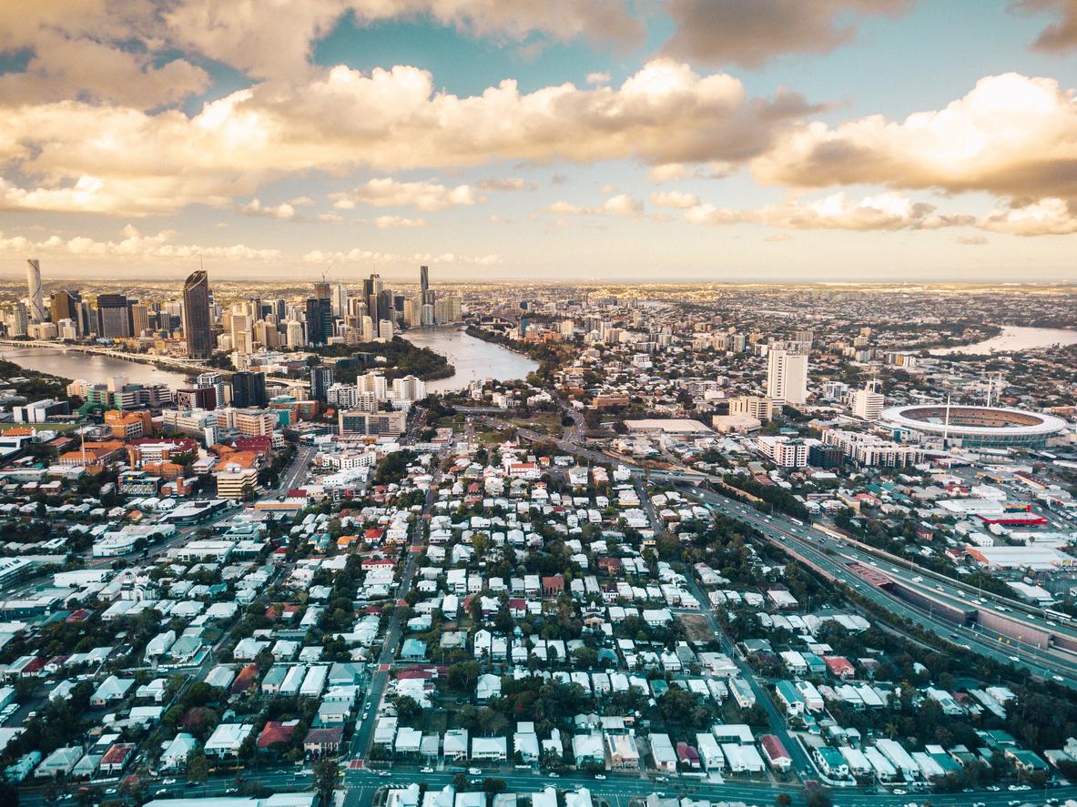 Article image for Dire outlook for Brisbane's CBD after snap lockdown ends