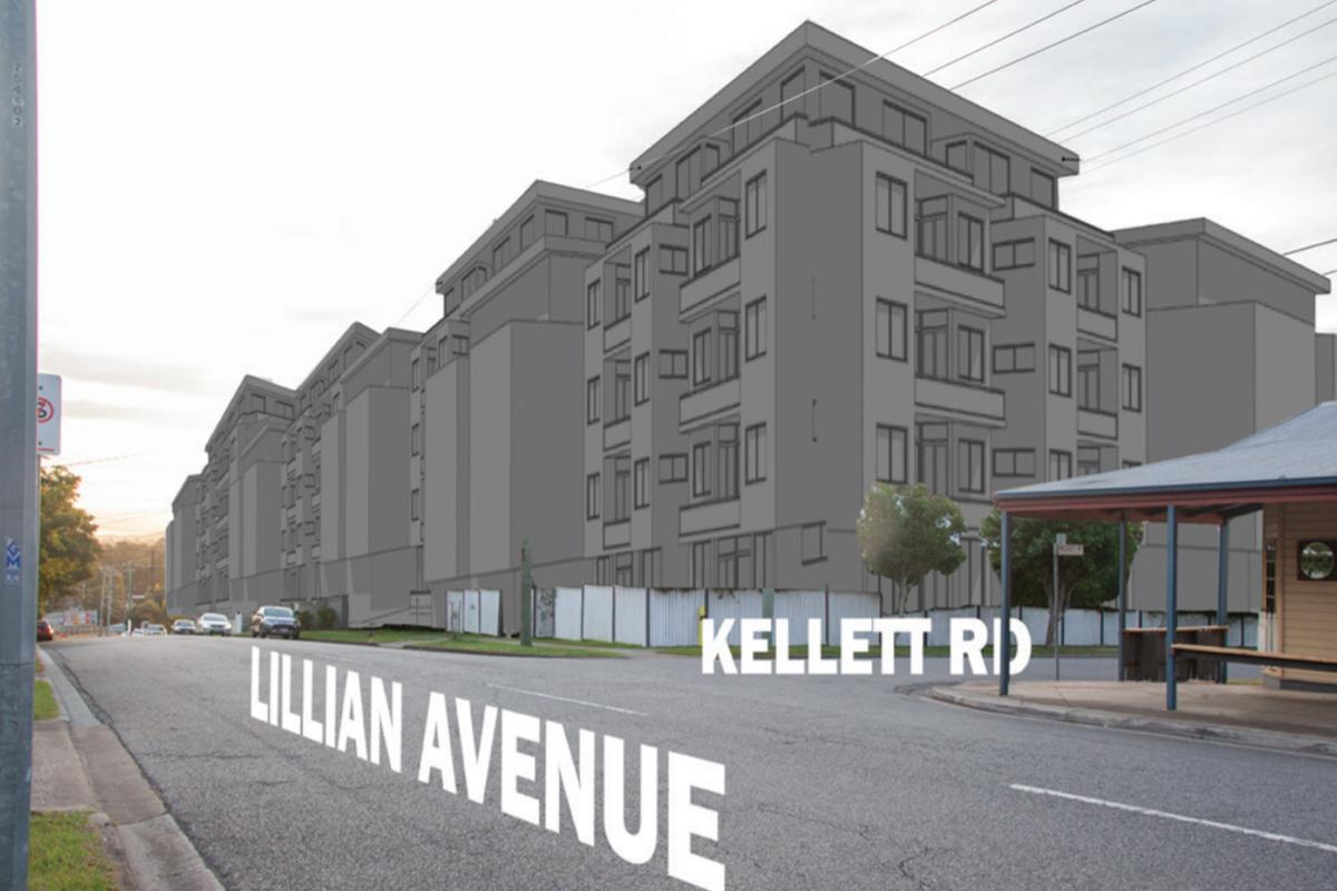 Article image for 'Don't bury Salisbury': Neighbourhood has just days to fight big development