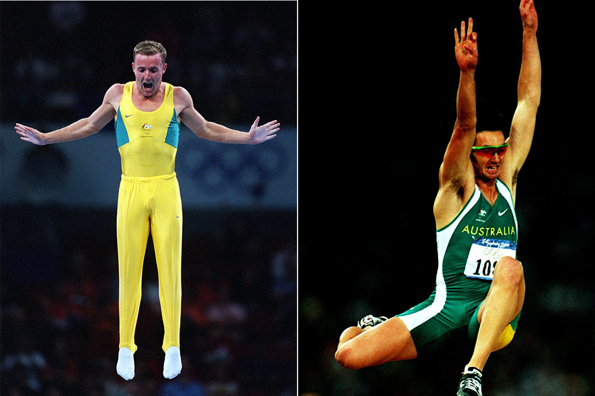 The 'unbelievable' ties between two Australian Olympic legends