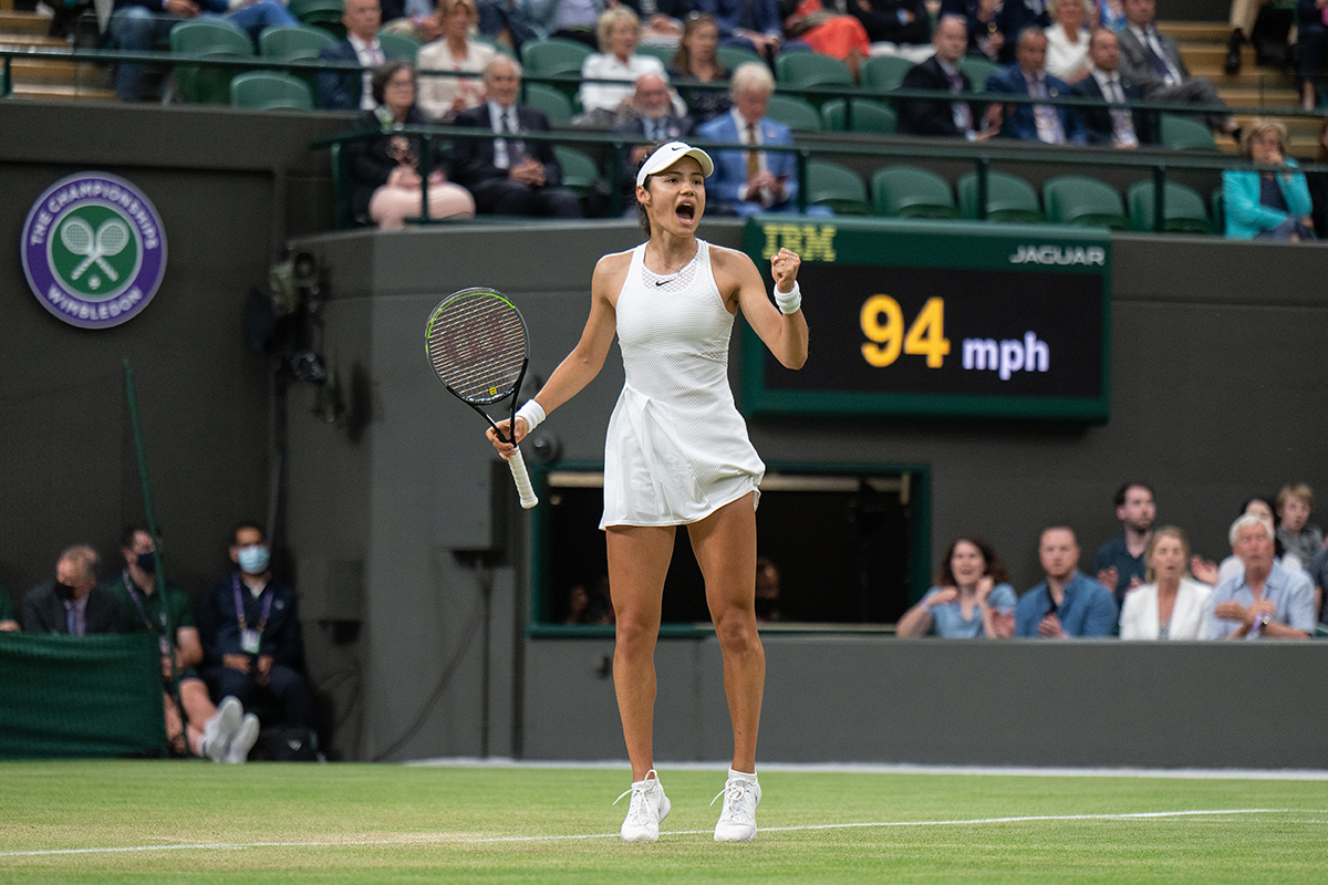 Australia guaranteed a place in Wimbledon semi-final