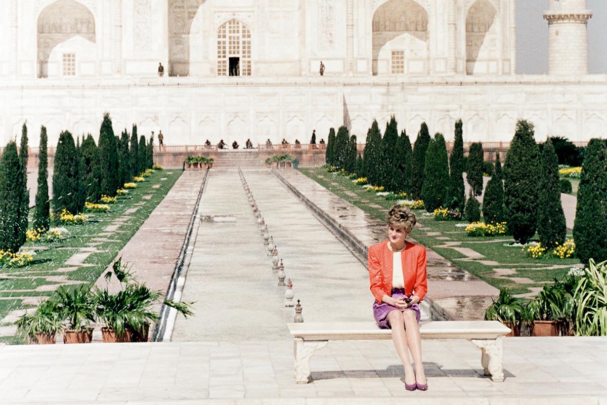 Article image for The heartbreaking story behind Princess Diana's Taj Mahal visit
