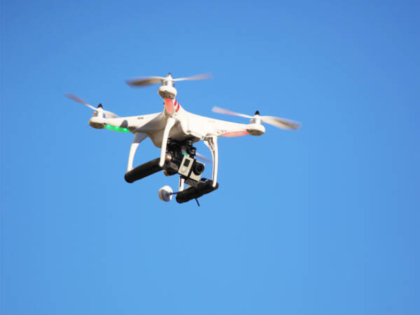 Police look to skies to catch speeding hoons