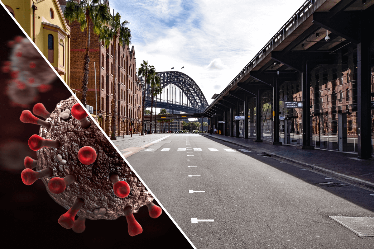 Article image for Why Sydney's 'gold standard' wasn't enough to evade lockdown