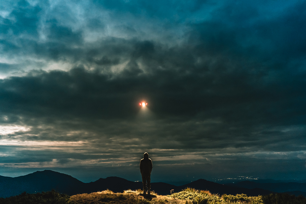 Article image for The truth is out there: Acclaimed journalist uncovers compelling UFO sightings
