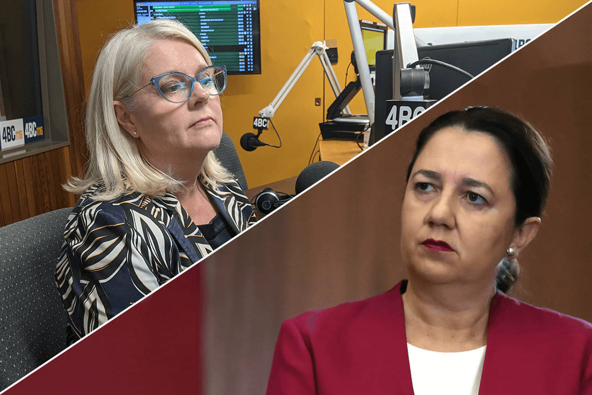 Article image for 'An absolute smack in the face': Home Affairs Minister blasts Premier's 'hypocrisy'