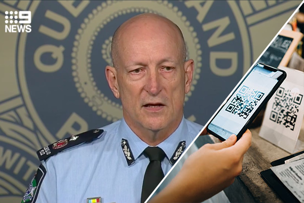 Article image for 'We need to be pragmatic': Police defend accessing check-in data