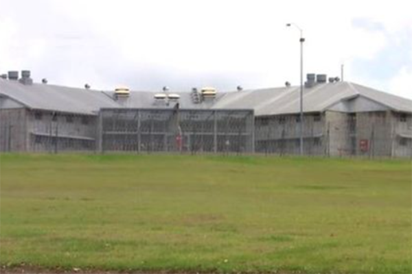 Article image for Prison officers walk off the job at Woodford