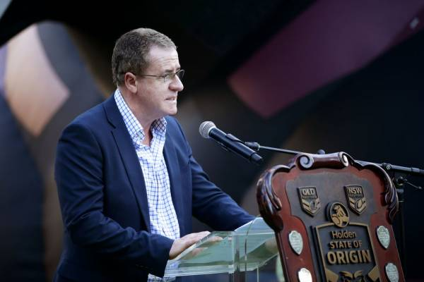 NRL Grand Final race: League hopeful of crowds amid COVID chaos