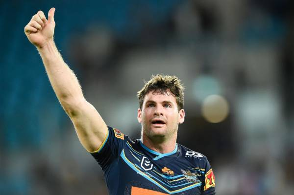 Article image for Anthony Don on what he hopes to do after NRL retirement