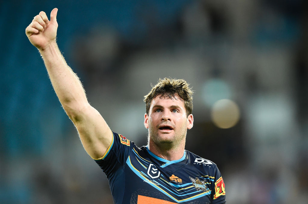 Anthony Don on what he hopes to do after NRL retirement