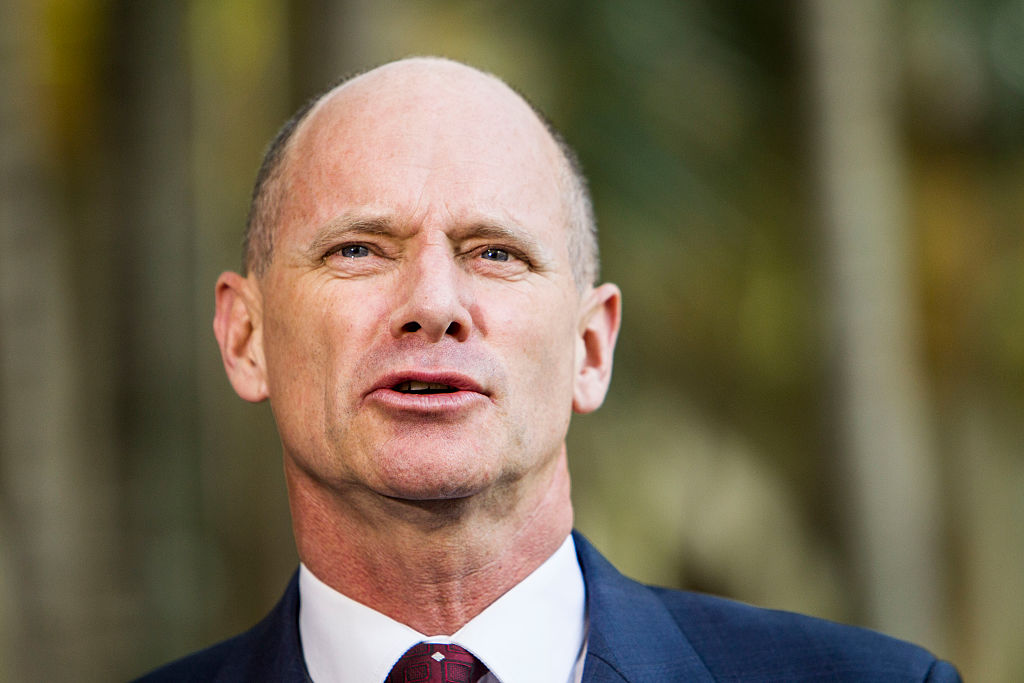 Campbell Newman addresses rumours around step into federal politics