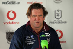 Sea Eagles coach reflects on changes in the game