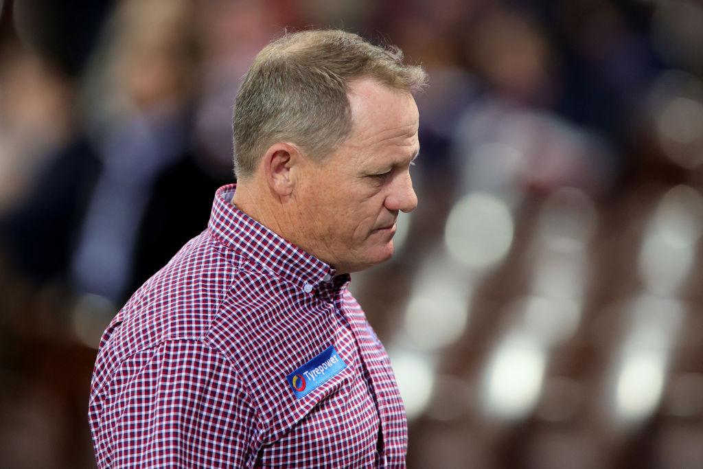 'A stalwart of the club': Broncos coach's praise for retiring skipper Alex Glenn