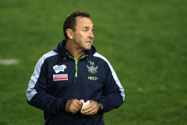 Article image for Raiders coach Ricky Stuart's philosophy for young up-and-comers