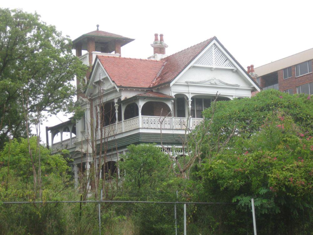Joy Lamb not giving up on historic Kangaroo Point 'Home'