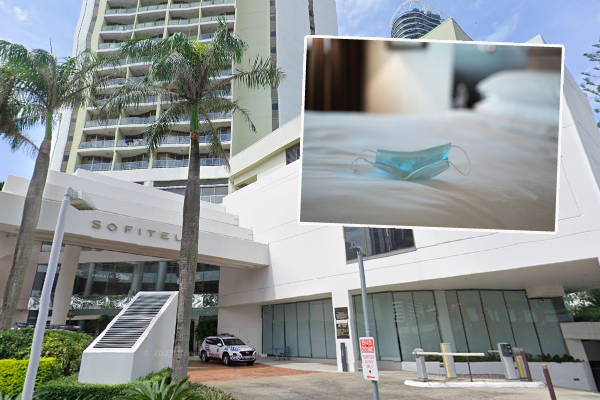 Article image for Woman on the run after escaping hotel quarantine on the Gold Coast