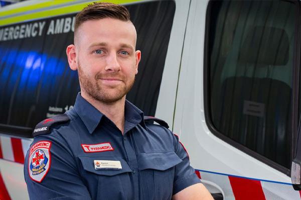 Paramedics broadcast window into a 'whole new world of ambulance'