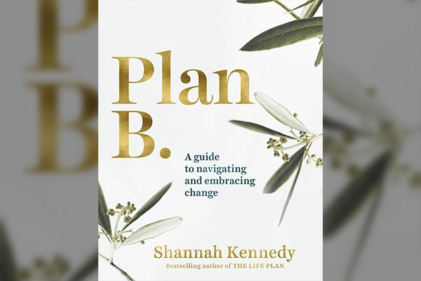 Australian self-help author Shannah Kennedy puts own advice to the test