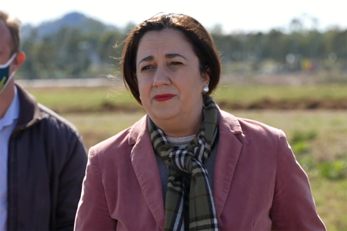 Article image for Palaszczuk government green lights Toowoomba quarantine camp