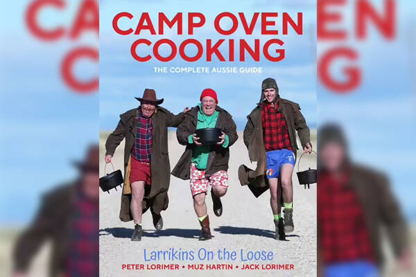 Article image for The delicious meals you can make in a camp oven