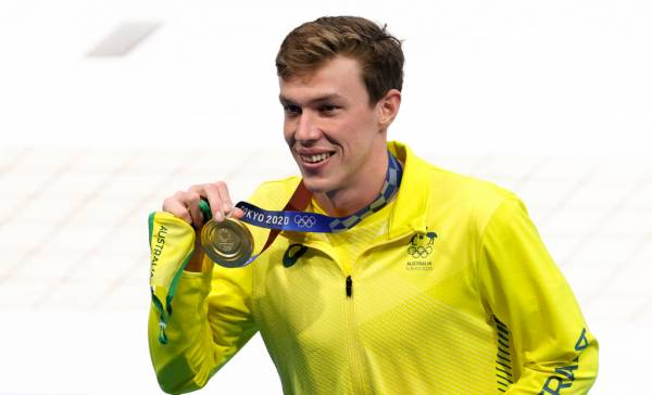 Article image for 'Surreal': Zac Stubblety-Cook still getting used to gold medal win