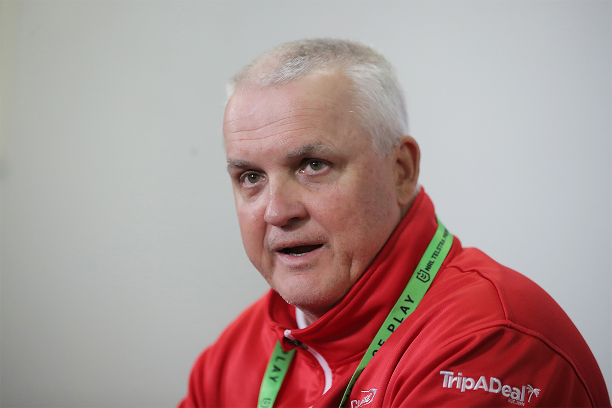 Article image for 'We're really fortunate': Dragons coach names players rising to lead Red V