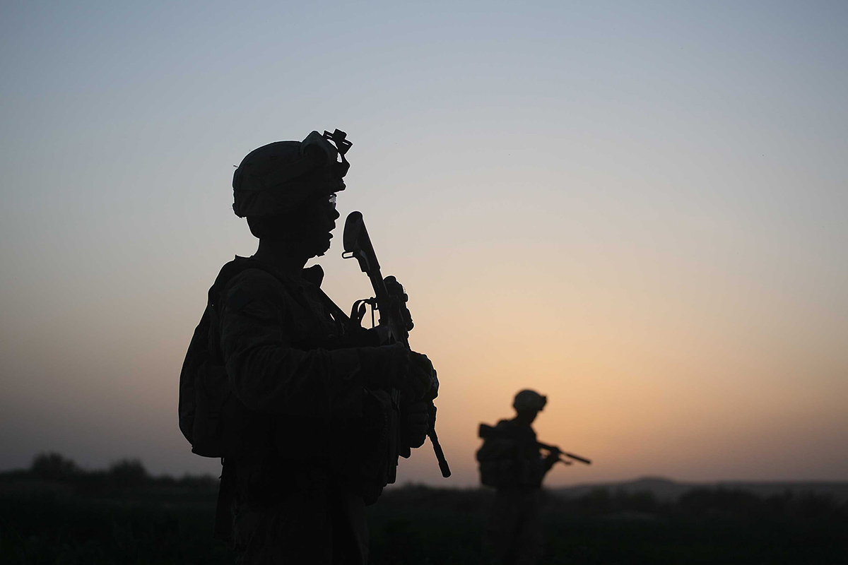 Article image for Afghanistan veterans assured of worthy achievements, despite withdrawal