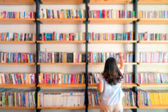Aussies pushed to pick up a book as literacy dips