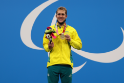 'He's a sensational lad': Uncle of Paralympian reacts to record-breaking swim