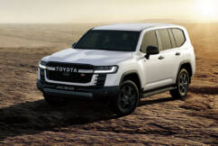 Toyota's highly anticipated LC300 LandCruiser 4WD delayed