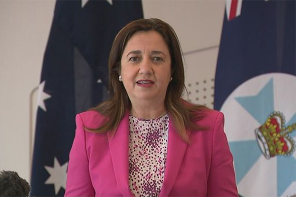 Article image for 'Lesson learned': Premier apologises for NRL exemptions during quarantine freeze