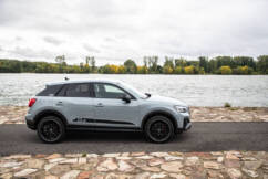 Audi's refreshed Q2 SUV – the 2.0- litre 40TFSI quattro the one to own.