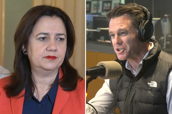 Article image for NSW Opposition leader joins chorus of Labor politicians at odds with Queensland Premier