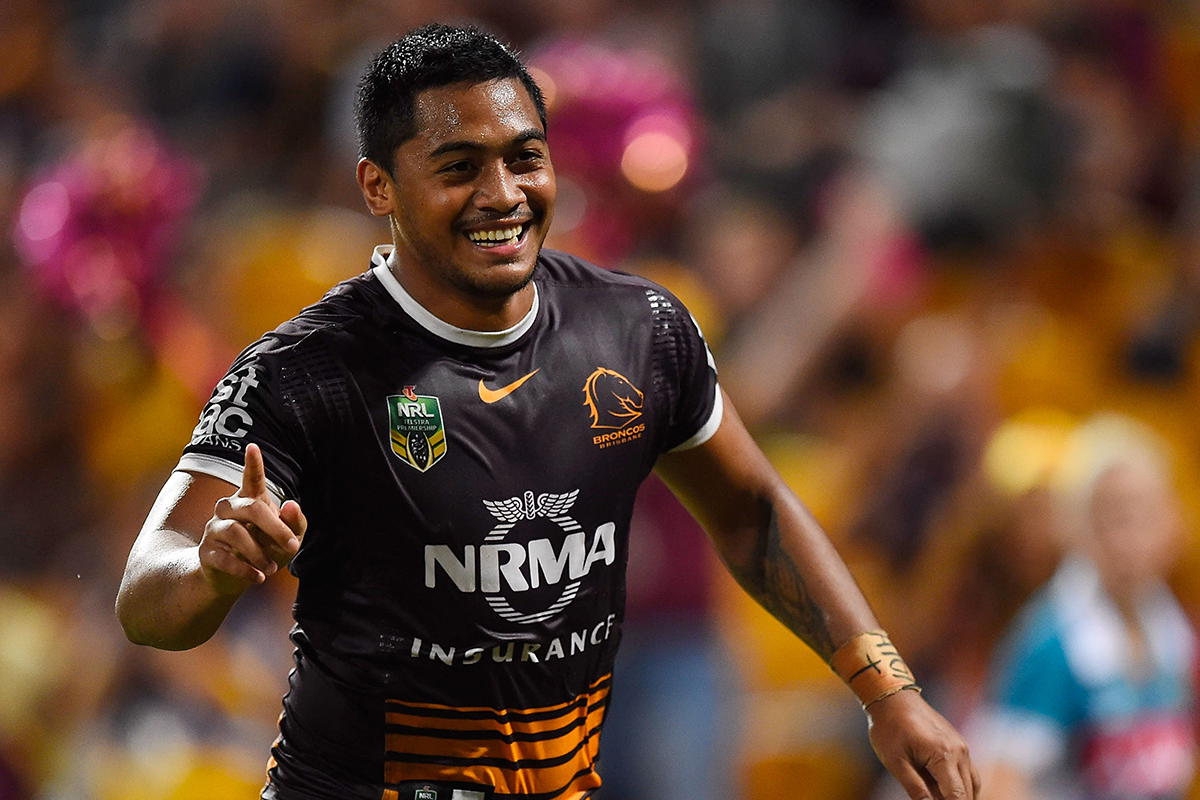 Article image for Anthony Milford arrested on assault charges overnight