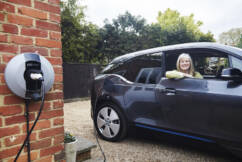 Electric car chargers to become compulsory in new homes in the U.K.