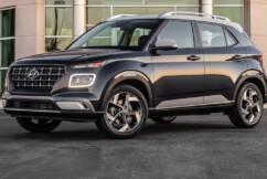 Hyundai's Venue Active SUV – a value based compact SUV